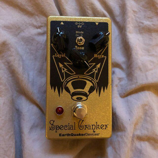 Earth Quaker Devices Special Cranker 限定(エフェクター)