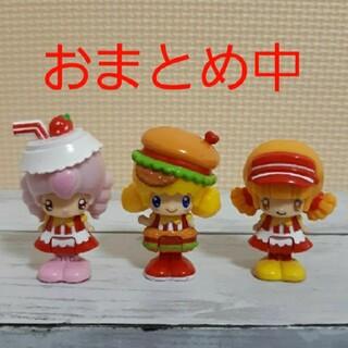 タカラトミー(Takara Tomy)のこえだちゃん ハンバーガーちゃん&シェイクちゃん&ポテトちゃん(知育玩具)