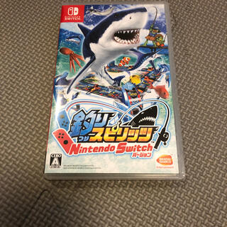 ニンテンドースイッチ(Nintendo Switch)の釣りスピリッツ Nintendo Switch ソフト(家庭用ゲームソフト)