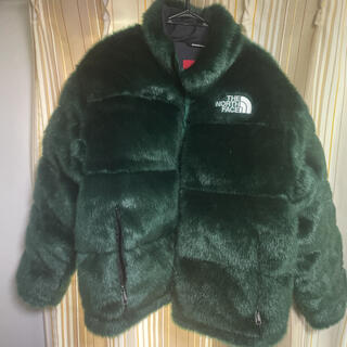 Supreme - Supreme®︎/TheNorthFace®︎ Faux Fur Nuptse