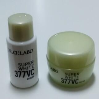 Dr.Ci Labo - シーラボホワイト377ローション&クリーム