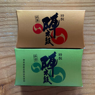 陣太鼓・抹茶陣太鼓(菓子/デザート)