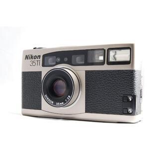 Nikon - Nikon 35Ti NIKKOR 35mm F2.8 フィルムカメラ