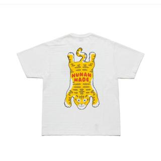 A BATHING APE -  HUMAN MADE KAWS SHIRT ヒューマンメイド カウズ #4