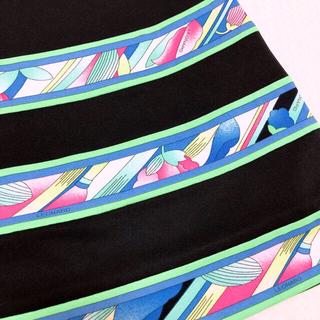 レオナール(LEONARD)のレオナール カンカン スカート LEONARD 週末お値下げ(ひざ丈スカート)
