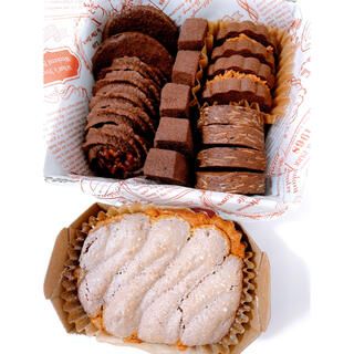 エシレバターの焼き菓子アソートショコラ(菓子/デザート)