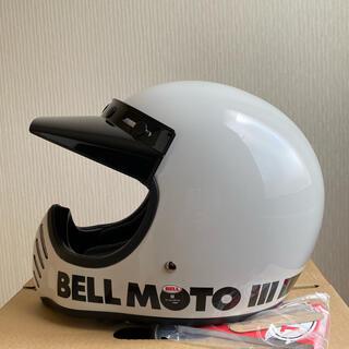 bell moto3 ホワイト mサイズ