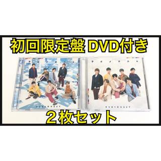 ジャニーズウエスト(ジャニーズWEST)のアメノチハレ ジャニーズwest CD DVD 初回A B アンジョーヤリーナ(ポップス/ロック(邦楽))