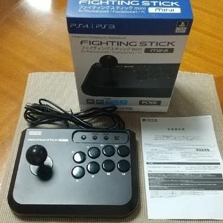 プレイステーション4(PlayStation4)のファイティングスティックmini(その他)