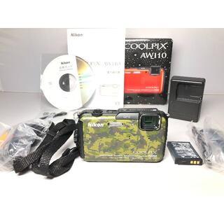 ニコン(Nikon)のニコン COOLPIX AW110 カムフラージュ(コンパクトデジタルカメラ)
