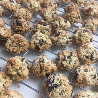 ほろさくクッキーチョコ15袋 (60個) 東北産小麦粉・よつ葉バター使用(菓子/デザート)