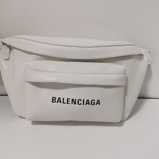 バレンシアガ(Balenciaga)の【新品未使用】 バレンシアガ エブリデイ ロゴ ベルトパック ボディバッグ(ボディーバッグ)