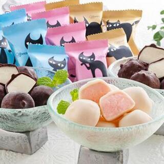 イーペルの猫祭り プチチョコアイス バニラ/クランチ/ストロベリー 計40個(菓子/デザート)