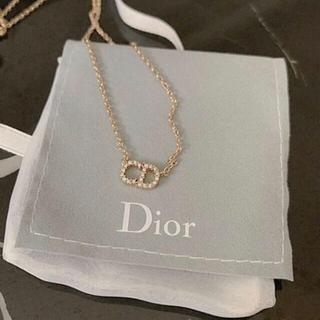Christian Dior - ディオール ネックレス 即購入不可