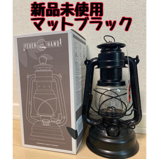 フュアハンドランタン FeuerHand Lantern マットブラック