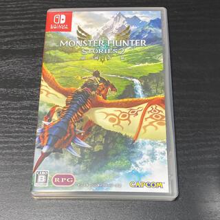 ニンテンドースイッチ(Nintendo Switch)のモンハンストーリーズ2(家庭用ゲームソフト)