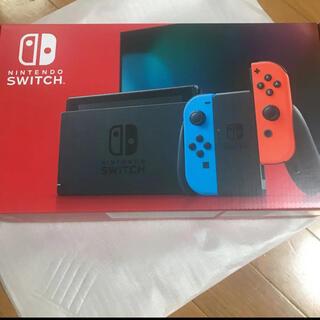 ニンテンドースイッチ(Nintendo Switch)のニンテンドーSwitch(家庭用ゲーム機本体)