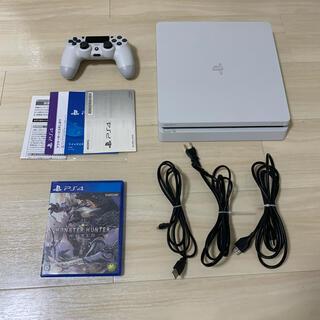 SONY - PlayStation4 本体/モンスターハンターワールド
