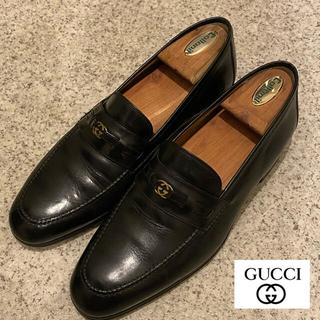 Gucci - 【vintage】GUCCI ローファー 421/2D 80-90s 旧タグ
