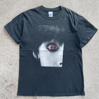 00s 古着 the grudge 2 呪怨 ムービー 映画 tシャツ (Tシャツ/カットソー(半袖/袖なし))