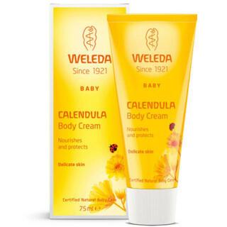 WELEDA - WELEDA(ヴェレダ) カレンドラ ベビーフェイシャルクリーム 50mL