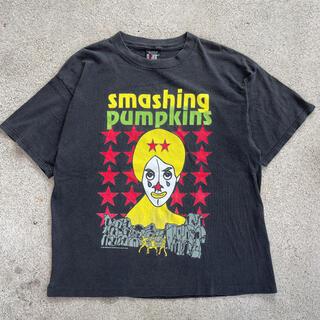 90s smashing pumpkins スマッシングパンプキンズ tシャツ (Tシャツ/カットソー(半袖/袖なし))