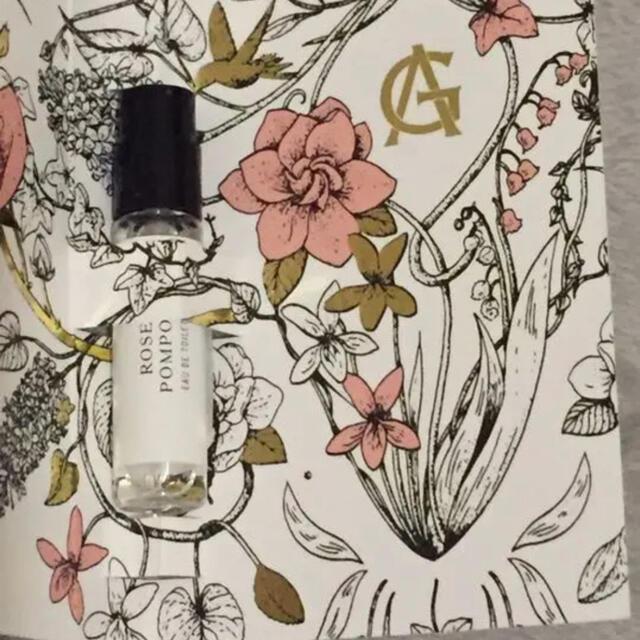 Annick Goutal(アニックグタール)のグタール ローズ ポンポン オードトワレ 香水 サンプル 試供品 フレグランス コスメ/美容の香水(香水(女性用))の商品写真