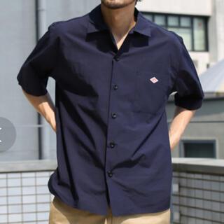ダントン(DANTON)の半袖ポプリンシャツ/DANTON(シャツ)