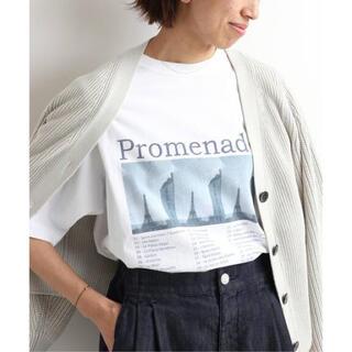 イエナ(IENA)の即日発送【新品】イエナ PROMENADE Tシャツ(Tシャツ(半袖/袖なし))