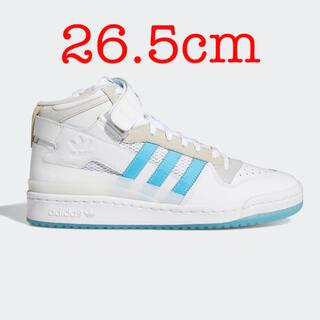 アディダス(adidas)のDIEGO FORUM 84 MID ADV 26.5cm(スニーカー)