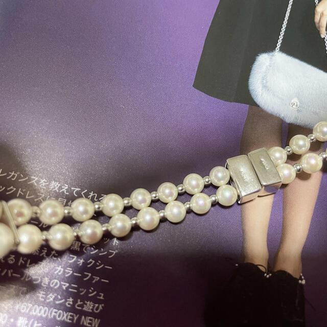 FOXEY(フォクシー)のフォクシー チョーカー ネックレス🌸 レディースのアクセサリー(ネックレス)の商品写真