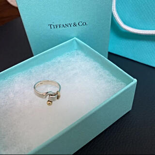Tiffany & Co. - Tiffanyティファニー♡ フックアンドアイリング