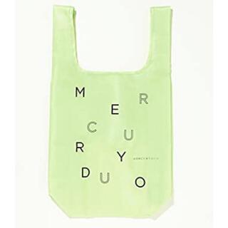 マーキュリーデュオ(MERCURYDUO)のMERCURYDUO エコバッグ(エコバッグ)