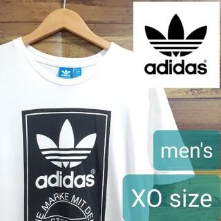 adidas - ✨人気✨ adidas(アディダス) デザインTシャツ XOsize(LL)