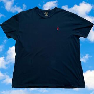 POLO RALPH LAUREN - POLO RALPH LAUREN*ワンポイントTシャツ 黒 ブラック