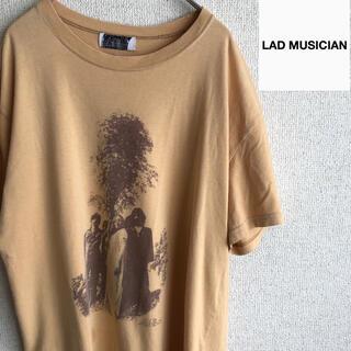 LAD MUSICIAN - LAD MUSICIAN プリント 半袖 Tシャツ ラッドミュージシャン