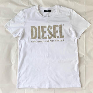 ディーゼル(DIESEL)の【DIESEL】コットンジャージーロゴ半袖Tシャツ(Tシャツ(半袖/袖なし))