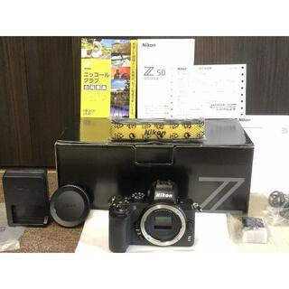 Nikon - 1351AMR ほぼ新品! 1年保証! Nikon Z50 ニコンミラーレス一眼