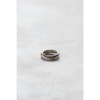 DEUXIEME CLASSE - BYOKA LIMP Ring 15号 &スタッズヘアゴム 3点セット