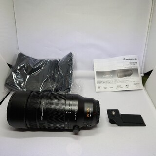 Panasonic - マイクロフォーサーズ LEICA DG 100-400mm/F4.0-6.3