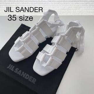 ジルサンダー(Jil Sander)の【新品】JIL SANDER サンダル(サンダル)