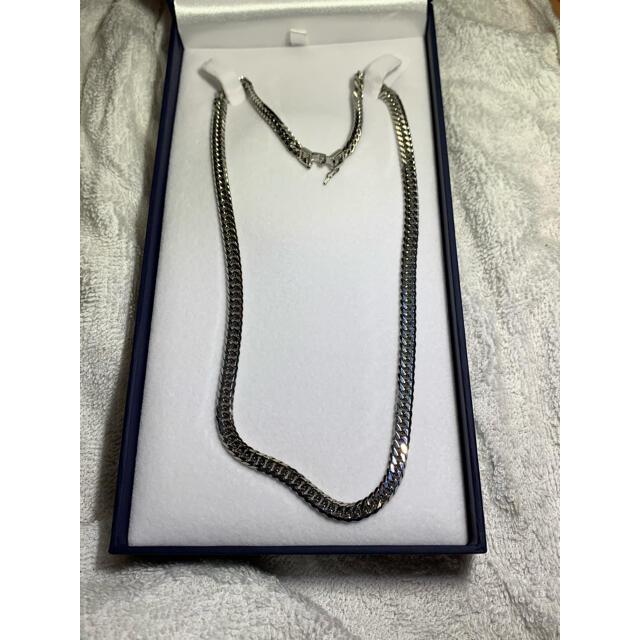 JEWELRY TSUTSUMI(ジュエリーツツミ)のプラチナ喜平 ネックレス  メンズのアクセサリー(ネックレス)の商品写真