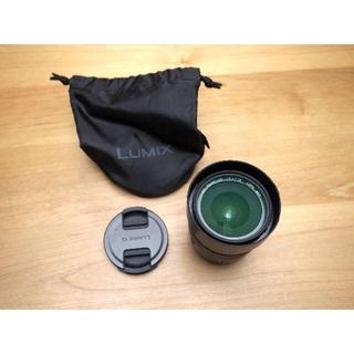 Panasonic - LEICA DG SUMMILUX 12mm/F1.4