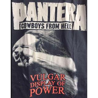 中古バンドTシャツ PANTERA パンテラ サイズ S