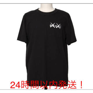 sacai - sacai × KAWS サカイ カウズ Tシャツ 半袖 ブラック 3