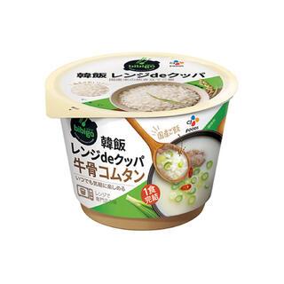コストコ(コストコ)のbibigo 韓飯 レンジdeクッパ牛骨コムタン6個(インスタント食品)