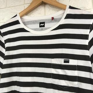 Ron Herman - 極美品 BANKS JORNAL バンクス ボーダーポケット Tシャツ S