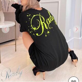 レディー(Rady)のRadyペイントロングTシャツメンズ ユニセックス(Tシャツ(長袖/七分))