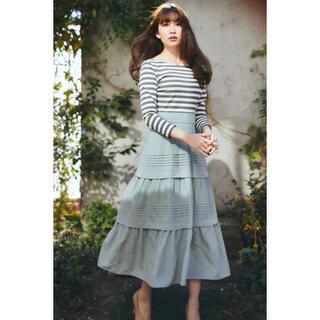 herlipto Spring Ballerina Midi Dress