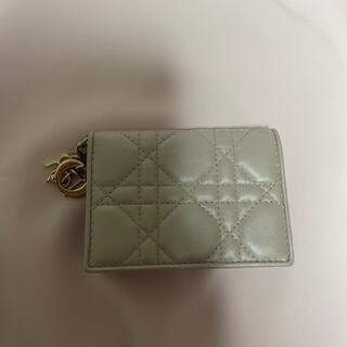 Christian Dior - レディディオール カードケース カードホルダー